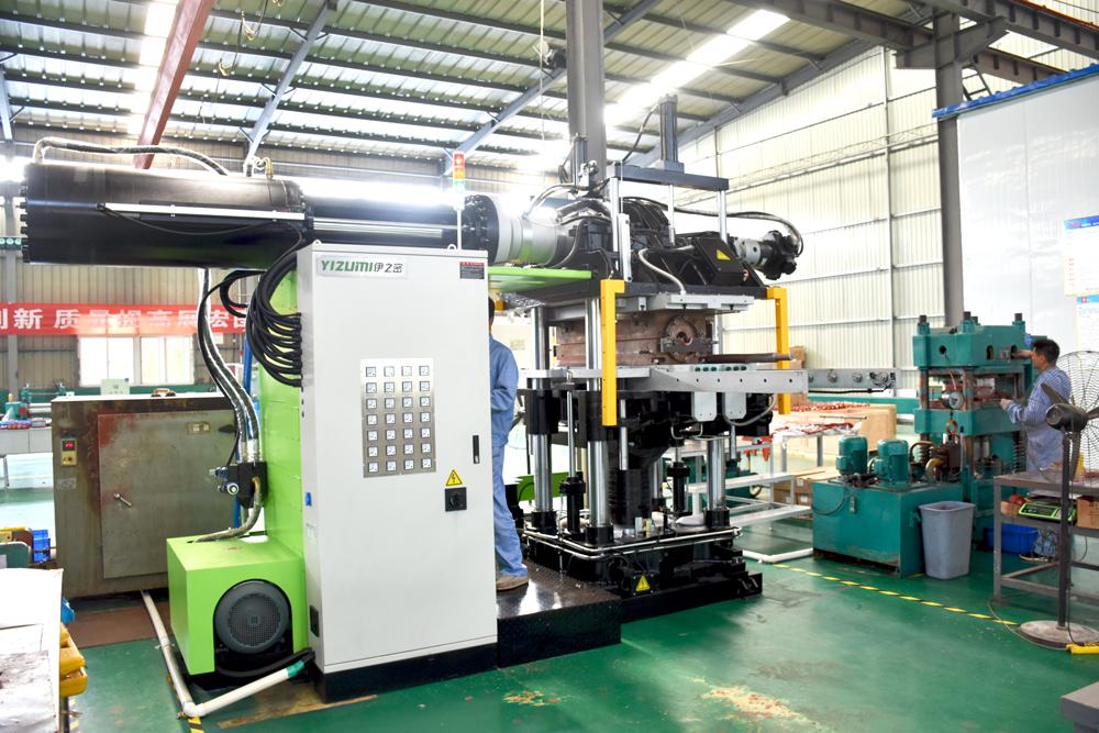 5500kN精mixiang胶注射机(550吨位)