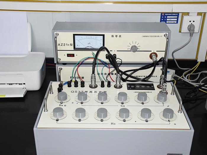 Qs37型高ya电桥zhi令仪器