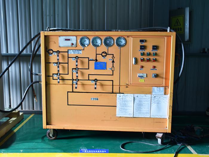 六氟hua硫回收chong气zhuang置