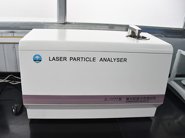 激光粒度分布测shi仪